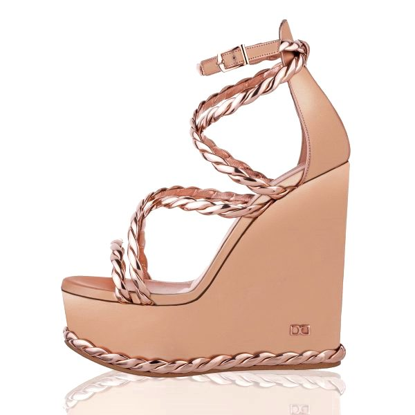 afdd4ecdfdc Basic Wedge Cord 13 Nude